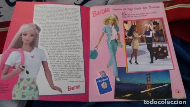 Coleccionismo Álbum: PANINI ALBUM BARBIE HOLIDAY COMPLETO A FALTA DE 14 CROMOS. LEER - Foto 27 - 107824695