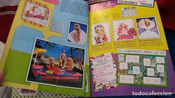 Coleccionismo Álbum: PANINI ALBUM BARBIE 1993 COMPLETO A FALTA DE 5 CROMOS. LEER - Foto 5 - 107826407