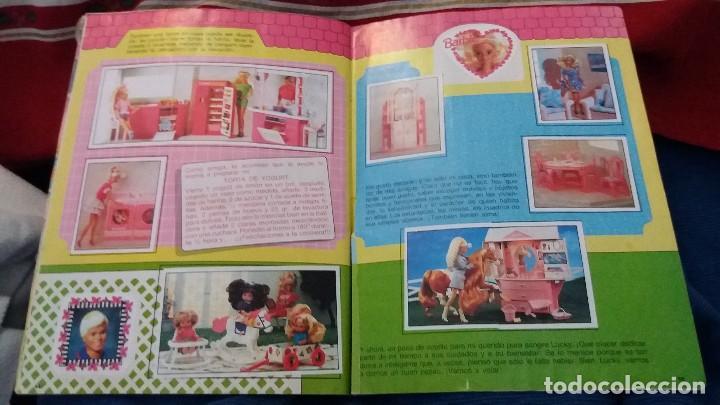 Coleccionismo Álbum: PANINI ALBUM BARBIE 1993 COMPLETO A FALTA DE 5 CROMOS. LEER - Foto 6 - 107826407