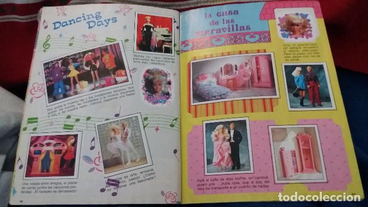 Coleccionismo Álbum: PANINI ALBUM BARBIE 1993 COMPLETO A FALTA DE 5 CROMOS. LEER - Foto 7 - 107826407