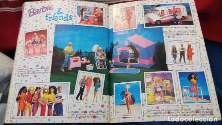 Coleccionismo Álbum: PANINI ALBUM BARBIE 1993 COMPLETO A FALTA DE 5 CROMOS. LEER - Foto 8 - 107826407