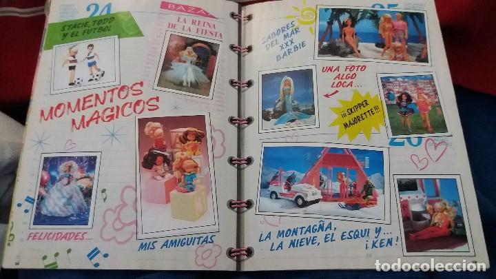 Coleccionismo Álbum: PANINI ALBUM BARBIE 1993 COMPLETO A FALTA DE 5 CROMOS. LEER - Foto 9 - 107826407