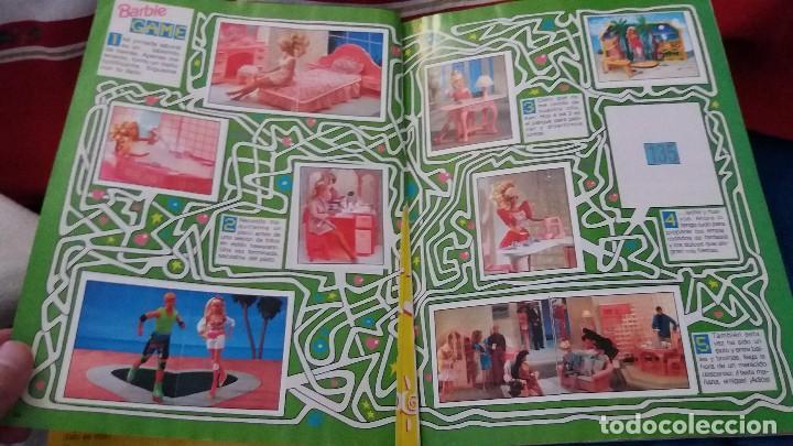 Coleccionismo Álbum: PANINI ALBUM BARBIE 1993 COMPLETO A FALTA DE 5 CROMOS. LEER - Foto 12 - 107826407