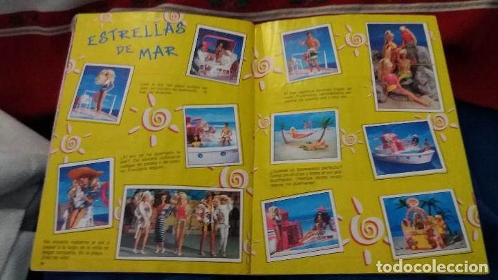 Coleccionismo Álbum: PANINI ALBUM BARBIE 1993 COMPLETO A FALTA DE 5 CROMOS. LEER - Foto 13 - 107826407