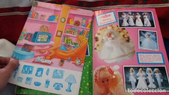 Coleccionismo Álbum: PANINI ALBUM BARBIE 1993 COMPLETO A FALTA DE 5 CROMOS. LEER - Foto 14 - 107826407