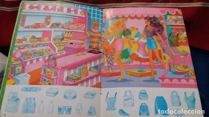 Coleccionismo Álbum: PANINI ALBUM BARBIE 1993 COMPLETO A FALTA DE 5 CROMOS. LEER - Foto 15 - 107826407