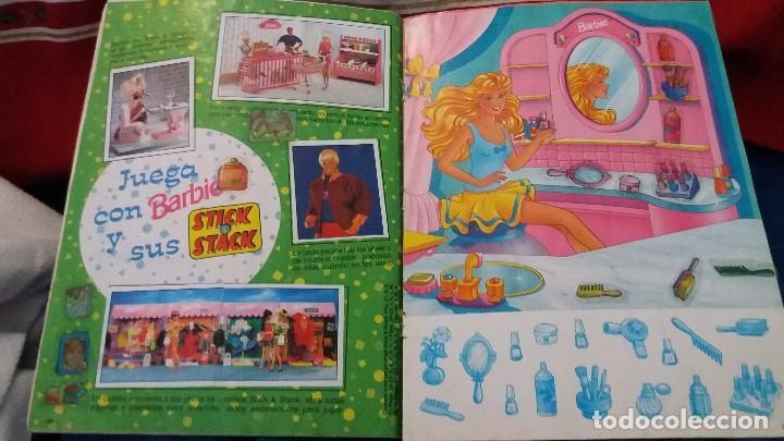 Coleccionismo Álbum: PANINI ALBUM BARBIE 1993 COMPLETO A FALTA DE 5 CROMOS. LEER - Foto 16 - 107826407