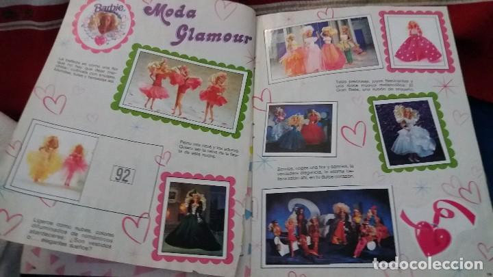 Coleccionismo Álbum: PANINI ALBUM BARBIE 1993 COMPLETO A FALTA DE 5 CROMOS. LEER - Foto 17 - 107826407