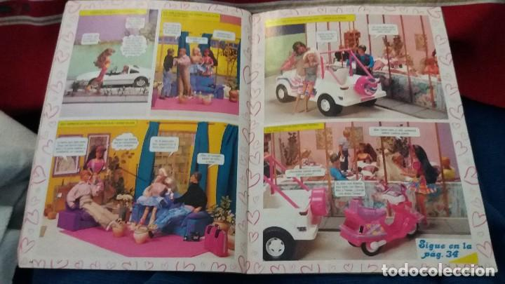 Coleccionismo Álbum: PANINI ALBUM BARBIE 1993 COMPLETO A FALTA DE 5 CROMOS. LEER - Foto 19 - 107826407
