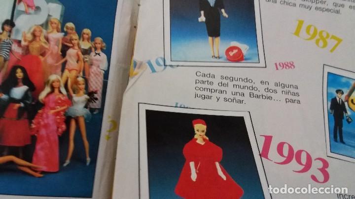 Coleccionismo Álbum: PANINI ALBUM BARBIE 1993 COMPLETO A FALTA DE 5 CROMOS. LEER - Foto 26 - 107826407
