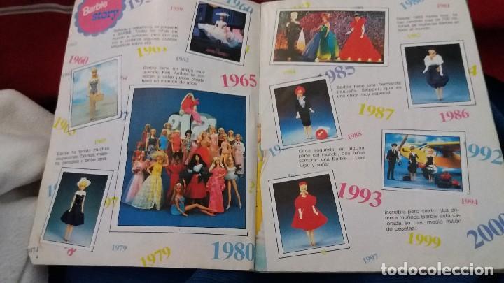 Coleccionismo Álbum: PANINI ALBUM BARBIE 1993 COMPLETO A FALTA DE 5 CROMOS. LEER - Foto 27 - 107826407