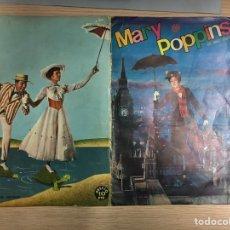 Coleccionismo Álbum: MARY POPPINS (FHER)COMPLETO WALT DISNEY. Lote 108050452