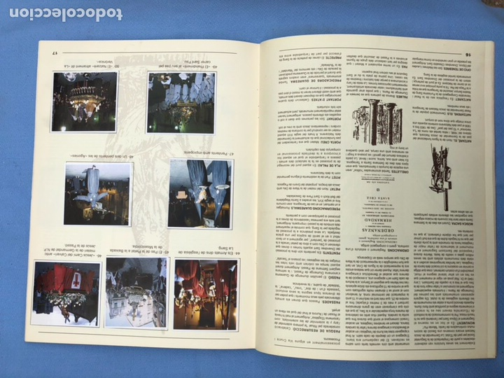 Coleccionismo Álbum: Álbum completo cromos Setmana Santa de Tarragona - Foto 9 - 108330355