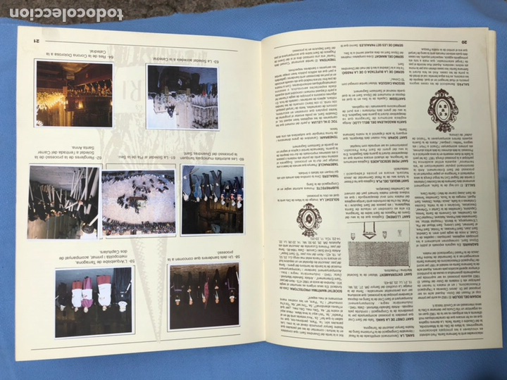 Coleccionismo Álbum: Álbum completo cromos Setmana Santa de Tarragona - Foto 11 - 108330355