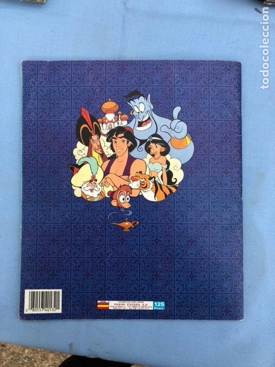 Coleccionismo Álbum: Album Cromos Aladdin Panini Completo - Foto 5 - 108399003