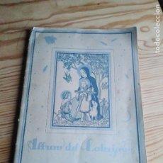 Coleccionismo Álbum: ÁLBUM DEL CATECISMO NÚM. 1. COLECCIÓN COMPLETA DE 120 CROMOS.. Lote 108422911