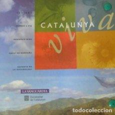 Coleccionismo Álbum: CATALUÑA VIVA. COLECCIÓN COMPLETA DE FASCÍCULOS.. Lote 108424283