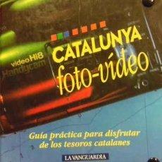 Coleccionismo Álbum: CATALUÑA FOTO VIDEO. COLECCIÓN COMPLETA DE FASCÍCULOS.. Lote 108424527