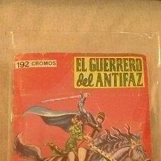 Coleccionismo Álbum: ÁLBUM DE CROMOS EL GUERRERO DEL ANTIFAZ. MAGA. COMPLETO. Lote 82107448