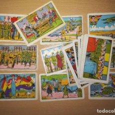 Coleccionismo Álbum: CHOCOLATES GUILLEN,COLECCION COMPLETA 30 CROMOS PROCLAMACION REPUBLICA ESPAÑOLA AÑOS 30,GUERRA CIVIL. Lote 109471883