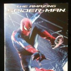 Coleccionismo Álbum: THE AMAZING SPIDERMAN. PANINI 2012. COLECCIÓN COMPLETA. CROMOS PEGADOS. Lote 109727359
