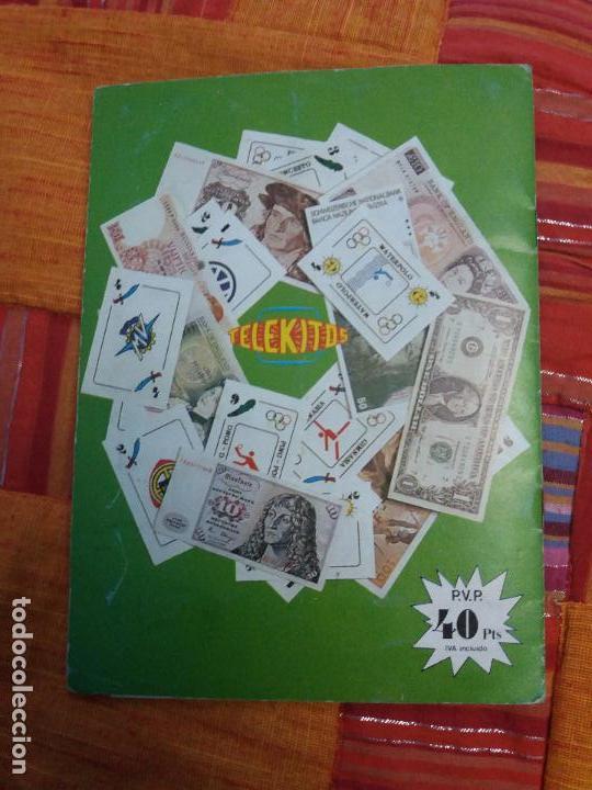 Coleccionismo Álbum: ALBUM DE CROMOS OLIMPIC MOTOR MONEY COMPLETO - TELEKITOS - - Foto 11 - 109781307