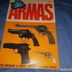 Coleccionismo Álbum: ALBUM CROMOS ARMAS COMPLETO 1979. Lote 110260067