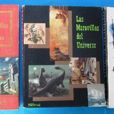 Coleccionismo Álbum: LOTE DE 11 ÁLBUMES COMPLETOS DE NESTLÉ, 1955 - 1967.. Lote 110318659