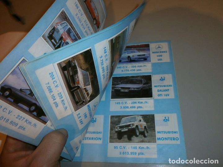 Coleccionismo Álbum: album completo super auto año 1990 - Foto 2 - 110650067