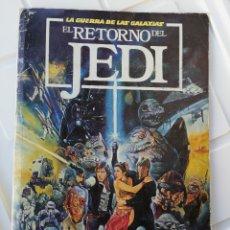 Coleccionismo Álbum: EL RETORNO DEL JEDI -PACOSA DOS,COMPLETO -1983. Lote 54672701