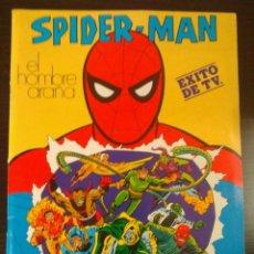 Coleccionismo Álbum: SPIDER-MAN - SPIDERMAN - EL HOMBRE ARAÑA - COMPLETO - FHER. Lote 110899639