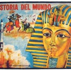 Sammeln Sammelalbum - album 1968 Historia del Mundo Fher completo. Buen estado - 36431510