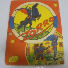 Coleccionismo Álbum: ALBUM COMPLETO. ZORRO EL VENGADOR. 108 CROMOS. CUBA. VER. Lote 111091411