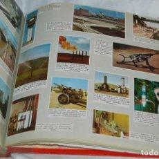 Coleccionismo Álbum: ALBUM COMPLETO SALVAT 4, ENCUADERNADO - ARTE, CIENCIAS, GEOGRAFÍA , HISTORIA Y TECNOLOGÍA - VINTAGE. Lote 111585439