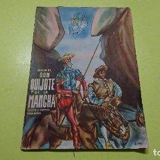 Coleccionismo Álbum: ÁLBUM DE CROMOS DON QUIJOTE DE LA MANCHA, 1947,COMPLETO. Lote 112007315