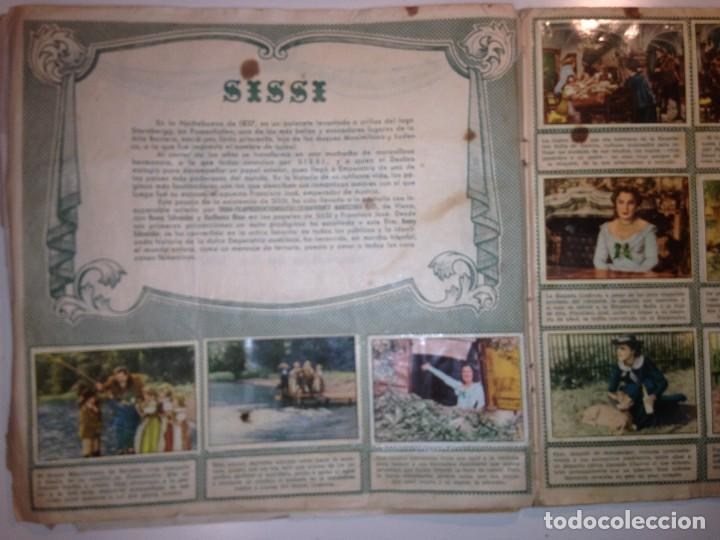 Coleccionismo Álbum: Sissi emperatriz - Foto 4 - 112161479