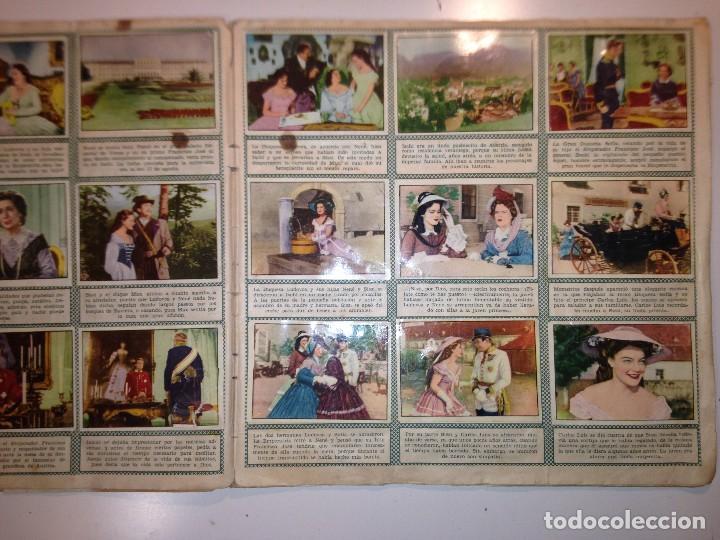 Coleccionismo Álbum: Sissi emperatriz - Foto 6 - 112161479