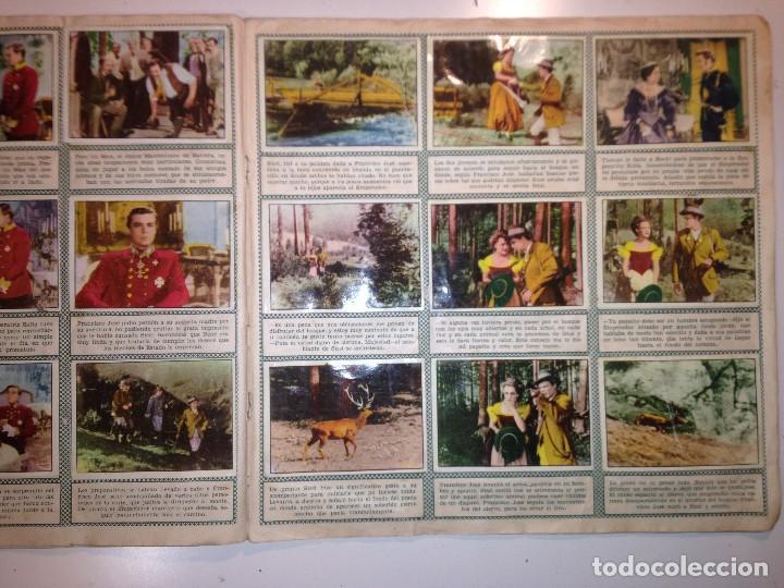 Coleccionismo Álbum: Sissi emperatriz - Foto 8 - 112161479
