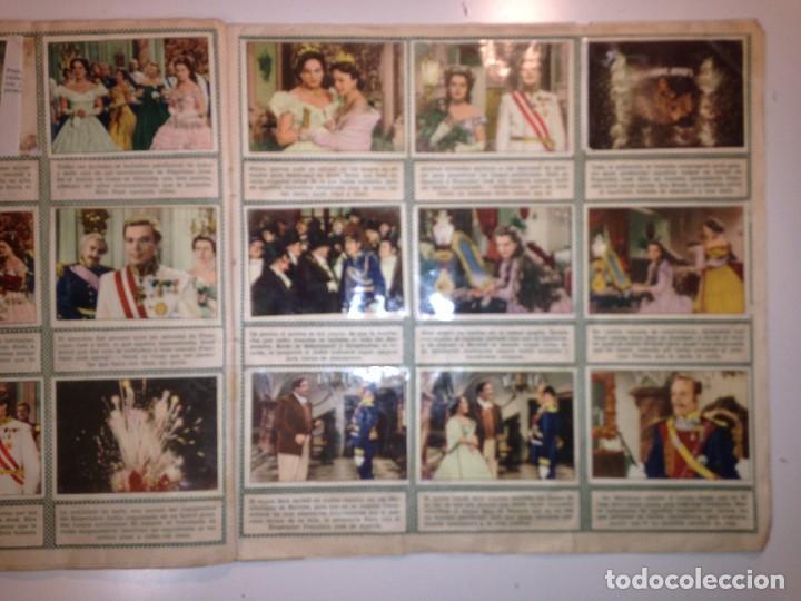 Coleccionismo Álbum: Sissi emperatriz - Foto 10 - 112161479