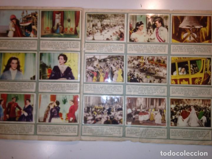 Coleccionismo Álbum: Sissi emperatriz - Foto 11 - 112161479