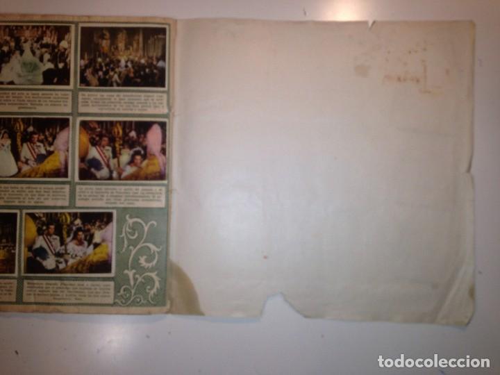 Coleccionismo Álbum: Sissi emperatriz - Foto 12 - 112161479
