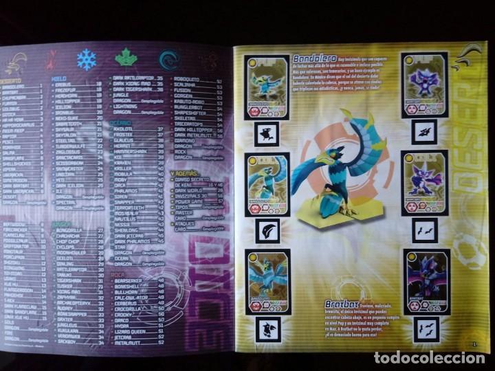 Coleccionismo Álbum: coleccion completa: INVIZIMALS EVOLUTION . PANINI 2012. IMPECABLE - Foto 2 - 112362811