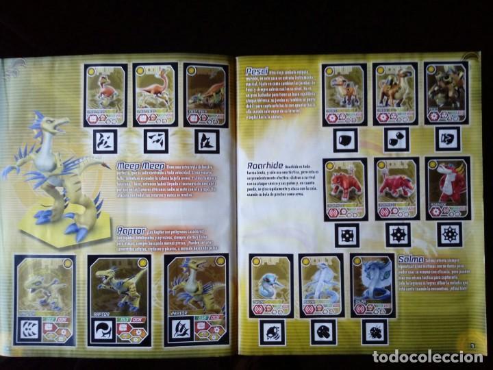 Coleccionismo Álbum: coleccion completa: INVIZIMALS EVOLUTION . PANINI 2012. IMPECABLE - Foto 3 - 112362811