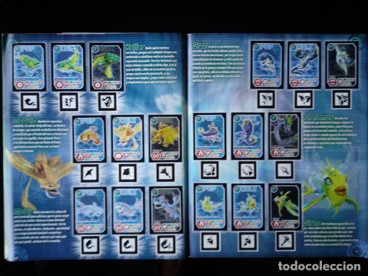 Coleccionismo Álbum: coleccion completa: INVIZIMALS EVOLUTION . PANINI 2012. IMPECABLE - Foto 5 - 112362811