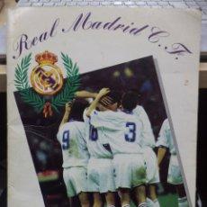 Coleccionismo Álbum: ALBUM REAL MADRID C.F.1994 / 1995.COMPLETO.. Lote 112364411