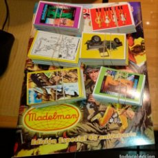 Coleccionismo Álbum: ALBUM CROMOS MADELMAN 40 ANIVERSARIO - ÚLTIMOS!!. Lote 195163185