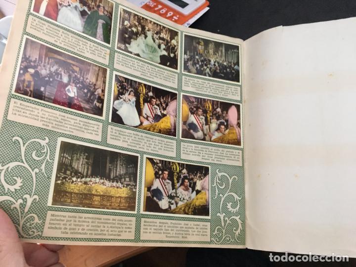 Coleccionismo Álbum: SISSI ALBUM COMPLETO 200 CROMOS BRUGUERA (H-2) - Foto 6 - 112547459