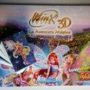 Coleccionismo Álbum: COLECCION COMPLETA: WINX CLUB 3D . PANINI 2011. CROMOS SIN PEGAR. Lote 112570203