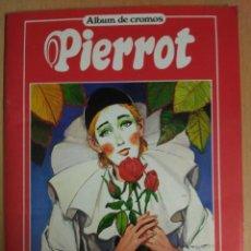 Coleccionismo Álbum: PIERROT - ALBUM DE CROMOS. Lote 112655703