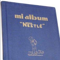 Coleccionismo Álbum: MI ALBUM NESTLÉ COMPLETO SERIES DEL 51 AL 80. Lote 112687103